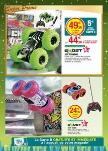 Catalogue Super U France Noël 2018 (catalogue plus gros) page 44