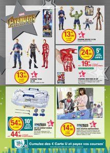 Catalogue Super U France Noël 2018 (catalogue plus gros) page 46