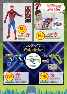Catalogue Super U France Noël 2018 (catalogue plus gros) page 47