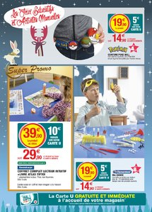 Catalogue Super U France Noël 2018 (catalogue plus gros) page 48