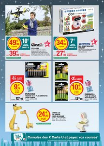 Catalogue Super U France Noël 2018 (catalogue plus gros) page 50