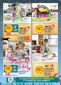 Catalogue Super U France Noël 2018 (catalogue plus gros) page 52