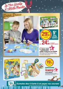 Catalogue Super U France Noël 2018 (catalogue plus gros) page 54
