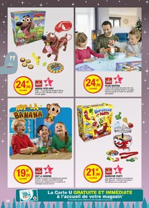 Catalogue Super U France Noël 2018 (catalogue plus gros) page 56