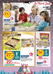 Catalogue Super U France Noël 2018 (catalogue plus gros) page 57