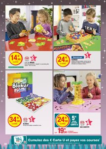 Catalogue Super U France Noël 2018 (catalogue plus gros) page 58