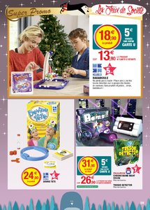 Catalogue Super U France Noël 2018 (catalogue plus gros) page 59