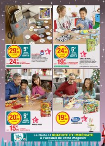 Catalogue Super U France Noël 2018 (catalogue plus gros) page 60