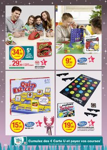 Catalogue Super U France Noël 2018 (catalogue plus gros) page 62