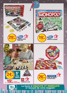 Catalogue Super U France Noël 2018 (catalogue plus gros) page 64