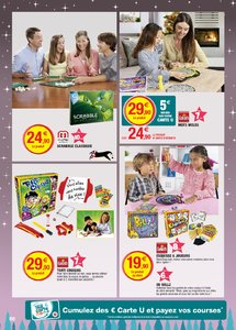 Catalogue Super U France Noël 2018 (catalogue plus gros) page 66