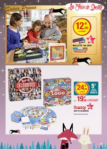 Catalogue Super U France Noël 2018 (catalogue plus gros) page 67