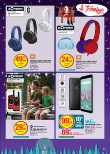 Catalogue Super U France Noël 2018 (catalogue plus gros) page 71