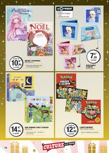 Catalogue Super U France Noël 2018 (catalogue plus gros) page 74