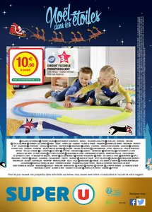 Catalogue Super U France Noël 2018 (catalogue plus gros) page 84