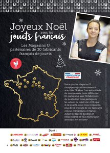Catalogue Super U France Noël 2019 page 4
