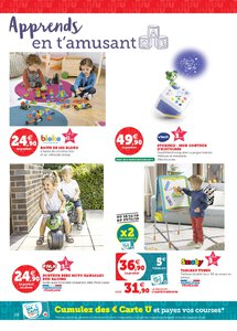 Catalogue Super U France Noël 2019 page 10
