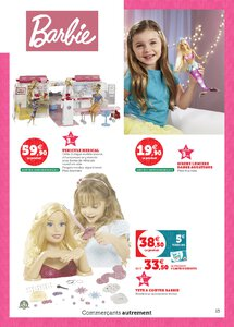 Catalogue Super U France Noël 2019 page 15