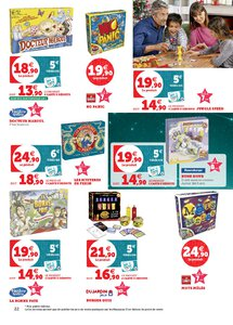 Catalogue Super U France Noël 2019 page 22