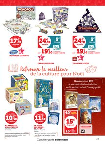 Catalogue Super U France Noël 2019 page 23