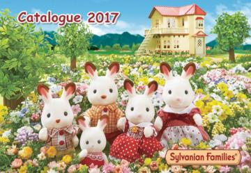 Catalogue Sylvanian Families 2017