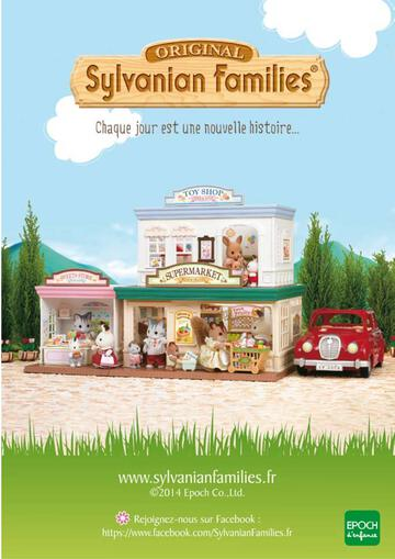 Catalogue Sylvanian Families 2014