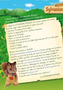 Catalogue Sylvanian Families 2014 page 2