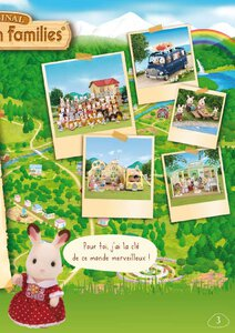 Catalogue Sylvanian Families 2014 page 3
