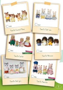 Catalogue Sylvanian Families 2014 page 5