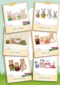 Catalogue Sylvanian Families 2014 page 6
