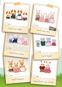 Catalogue Sylvanian Families 2014 page 7