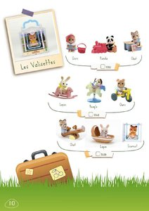 Catalogue Sylvanian Families 2014 page 10