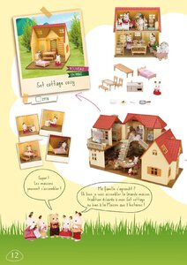 Catalogue Sylvanian Families 2014 page 12