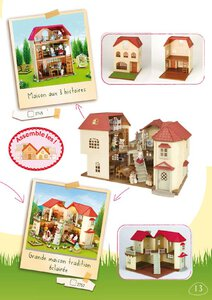 Catalogue Sylvanian Families 2014 page 13