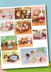 Catalogue Sylvanian Families 2014 page 15