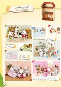 Catalogue Sylvanian Families 2014 page 16
