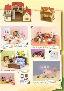 Catalogue Sylvanian Families 2014 page 17