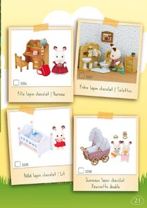 Catalogue Sylvanian Families 2014 page 21