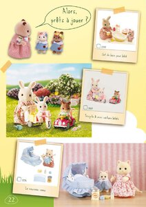 Catalogue Sylvanian Families 2014 page 22