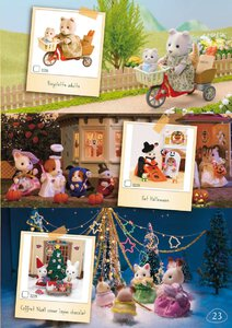Catalogue Sylvanian Families 2014 page 23