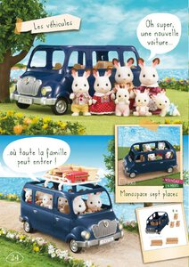 Catalogue Sylvanian Families 2014 page 24