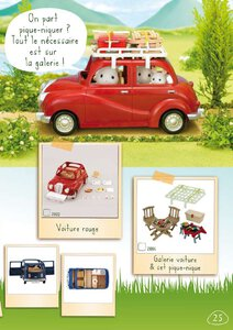 Catalogue Sylvanian Families 2014 page 25