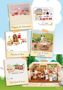 Catalogue Sylvanian Families 2014 page 29