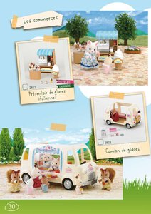Catalogue Sylvanian Families 2014 page 30