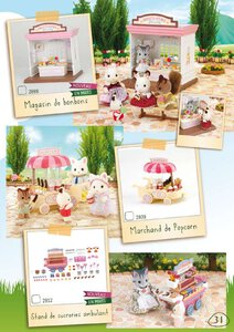 Catalogue Sylvanian Families 2014 page 31