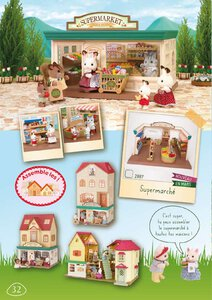 Catalogue Sylvanian Families 2014 page 32