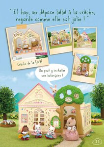 Catalogue Sylvanian Families 2014 page 33