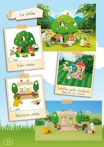 Catalogue Sylvanian Families 2014 page 34