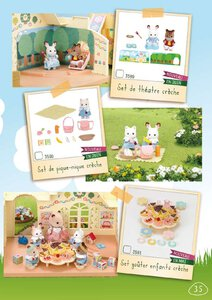 Catalogue Sylvanian Families 2014 page 35