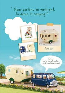 Catalogue Sylvanian Families 2014 page 37